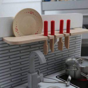 آشپزخانه کودک هوشمند لیتل تایکس خانه بازی