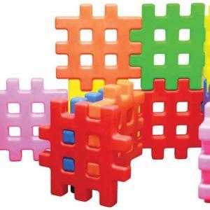 بلوک بازی پلاستیکی