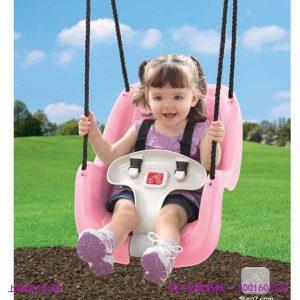 تاب پلی اتیلنی و بارفیکسی صورتی رنگ با برند step2 مناسب سن تا 3 سال