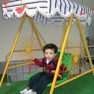 تاب کودک متین مناسب منزل و فضاهای باز مهد کودک و خانه بازی