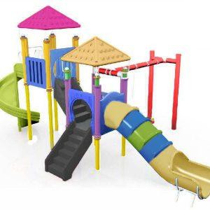 تاب و سرسره کد 2023 مناسب استفاده در فضای باز مهد کودک و خانه بازی و پارک