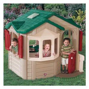 کلبه بازی کودک با آشپزخانه Step2 مناسب استفاده 6 تا 8 کودک در خانه بازی،مهدکودک،منزل و...