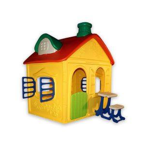 کلبه بازی کودک رویایی Ching Ching قابل استفاده برای چند کودک بالای 1 سال در فضاهای باز و بسته
