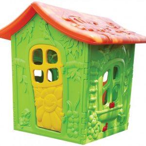 کلبه جنگلی کودک ching ching از جنس پلی اتیلن بسیار با کیفیت مناسب منزل،مهد کودک،خانه بازی و...