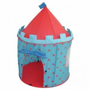 چادر فنری کودک roba کاملا از جنس پلی استر با قابلیت جمع شدن آسان مناسب مهد کودک،خانه بازی و منزل
