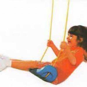 کفی تاب پلی اتیلن کودک قابل نصب بر روی میله تاب ها...محکم و قوی در سرعت