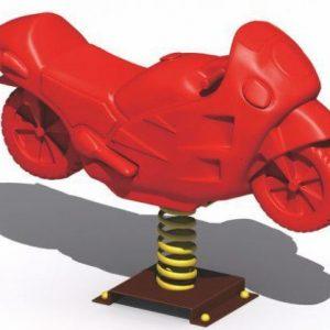 الاکلنگ فنری موتور مناسب مهد کودک،خانه بازی