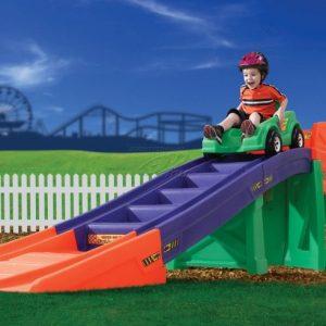سطح شیب دار بزرگ Step 2 مناسب بازی کودکان در مهد کودک خانه بازی فضاهای باز مینی پارک و شهربازی