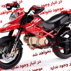 موتور شارژی peg perego مدل IGMC0015 Ducati Hypermotard شادی 4