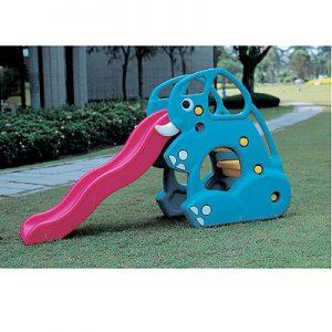 سرسره کودک با طرح زیبای فیل،انتخابی مناسب جهت بازی کودکان شما در تمامی مکان ها به ویژه در آپارتمان