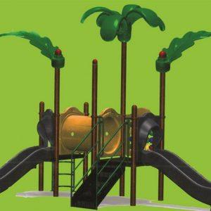 مجموعه بازی پلی اتیلنی ps 1100 مناسب برای بازی کودک در خانه بازی،مهد کودک و شهربازی