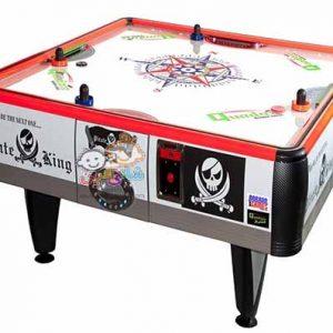 میز ایرهاکی Quad Air محصول کشور آمریکا و مناسب برای فضای داخلی و خارجی خانه بازی،شهربازی و...