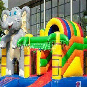 قلعه ترکیبی فیل شهربازی