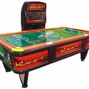 میز ایرهاکی دو نفره مدل HK LOO1 مناسب برای بازی کودک در محیط خانه بازی،شهربازی و...