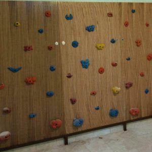 دیوار صخره نوردی مناسب خانه بازی،مهد کودک و...