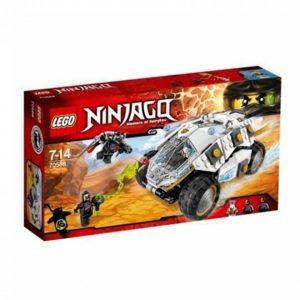 لگو Titanium Ninja Tumbler مهد کودک
