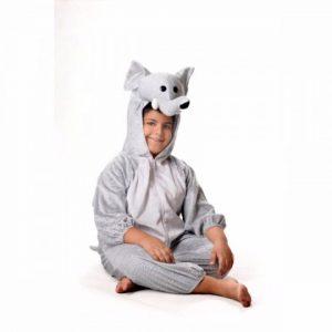 تن پوش حیوانات مدل فیل خانه بازی