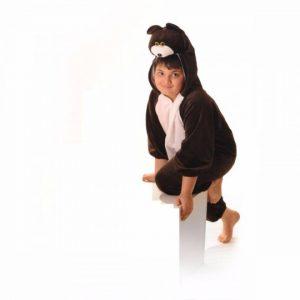 تن پوش حیوانات مدل خرس خانه بازی
