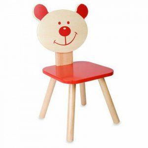 صندلی چوبی Classic World مناسب استفاده کودکان 3 سال به بالا در مهد کودک،پیش دبستانی،منزل و...
