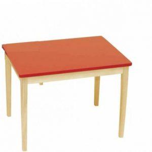 میز چوبی کودک roba با روکش MDF مرغوب مناسب استفاده در منزل،مهدکودک،خانه بازی،پیش دبستانی و...