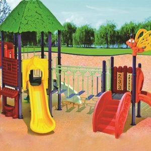 مجموعه بازی پلی اتیلنی ps 1122 با کیفیت بسیار بالا مناسب بازی کودکان 3 تا 15 ساله