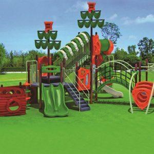 مجموعه بازی پلی اتیلنی ps 1135 قابل استفاده در تمامی مکان های روباز تفریحی کودکان 1