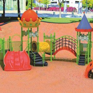 مجموعه بازی پلی اتیلنی ps 1143 قابل استفاده در پارک ها،شهربازی و...