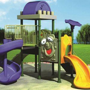 مجموعه بازی پلی اتیلنی ps 1152 قابل استفاده در فضای باز پارک،مهد کودک و... 1