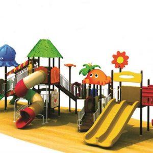 مجموعه بازی پلی اتیلنی ps 1155 مناسب بازی حداکثر 50 کودک در پارک و فضاهای تفریحی