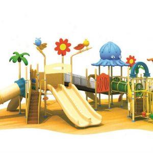 تاب و سرسره پارک کد ps 1163 مناسب استفاده در کلیه مراکز تفریحی روباز کودکان مانند پارک