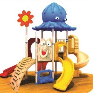 فروش تاب و سرسره پارکی کد ps 1165 قابل استفاده در فضای باز مهدهای کودک،پارک ها و... 1