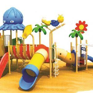 خرید تاب و سرسره پارک کد ps 1167 مناسب استفاده در فضای باز مهدکودک،مراکز تفریحی و پارک 1