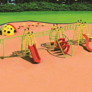 مجموعه بازی مدرن ps 2032 مناسب بازی کودکان در فضاهای باز،پارک ها و...