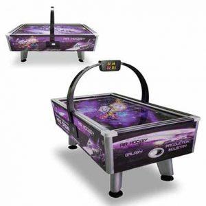 ایرهاکی مدل Galaxy (کهکشانی) مناسب استفاده در خانه بازی،مکان های تفریحی و...