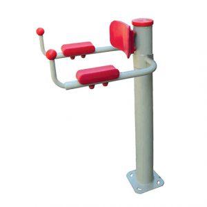 دستگاه ورزش پارک کد ps 6011 مناسب استفاده در پارک و فضاهای باز