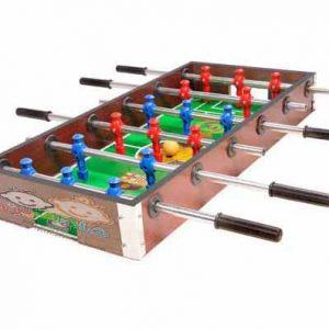 فوتبال دستی MDF مدل ST2 قابل استفاده در منزل و تمامی فضاهای تفریحی کودکان و نوجوانان