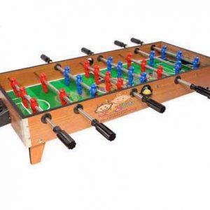 فوتبال دستی MDF مدل ST5 مناسب استفاده در منزل،خانه بازی و فضاهای تفریحی