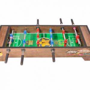 فوتبال دستی MDF مدل ST6 قابل استفاده در فضاهای تفریحی و منازل