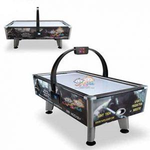 میز ایرهاکی مدل ارتشی مناسب استفاده در خانه بازی،فضاهای تفریحی و...