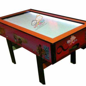 میز ایرهاکی ایرانی قابل استفاده در فضاهای تفریحی مربوط به کودکان و نوجوانان