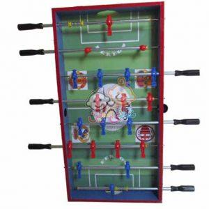 فوتبال دستی مدل FH3 قابل استفاده در منزل و مکان های تفریحی کودک و نوجوان