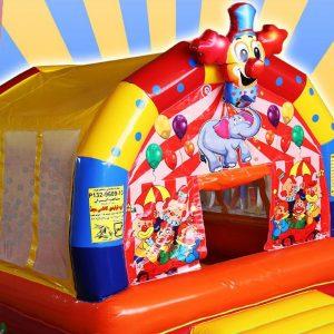 استخر توپ بادی P132 با ارتفاع 4 متر مناسب استفاده در شهربازی،مهدکودک،خانه بازی