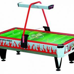 میز ایرهاکی 2 نفره ICE L003 A قابل استفاده در خانه بازی،کلوپ،مکان های تفریحی و...