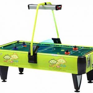 میز ایرهاکی 4 نفره مناسب استفاده در فضاهای بازی کودکان و نوجوانان،کلوپ بازی و...