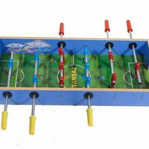 میز فوتبال دستی خانگی کوچک قابل استفاده در منزل و مکان های تفریحی