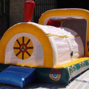 استخر توپ بادی مناسب مهد کودک و شهر بازی و خانه بازی