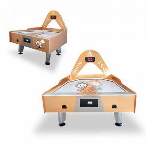 ایرهاکی مدل بومرنگ مناسب استفاده در مکان های تفریحی کودکان و نوجوانان