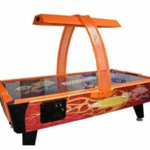 میز ایرهاکی مدل dynamo firestorm قابل استفاده در کلوپ ها،مکان های تفریحی و...