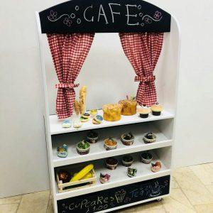 کافه تریا خانه بازی و مهد کودک