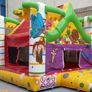 استخر توپ بادی نخل مناسب بازی در مهدکودک،خانه بازی،شهربازی و...